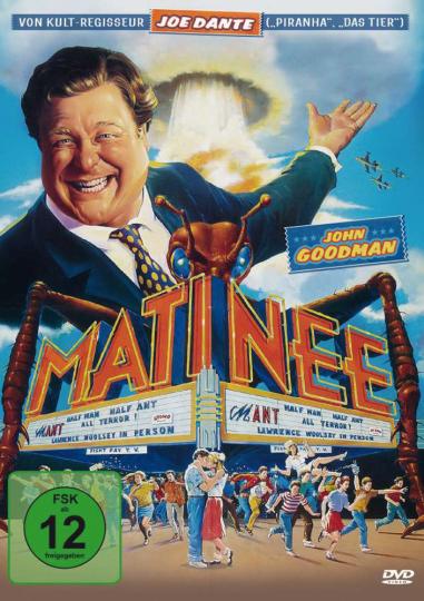 Joe Dantes Matinee. DVD.