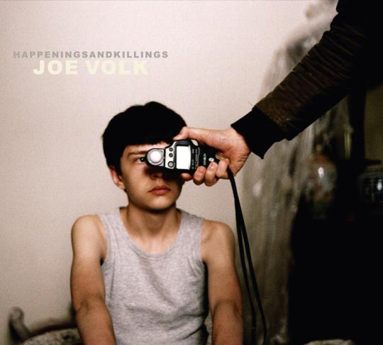 Joe Volk. Happenings And Killings. CD.