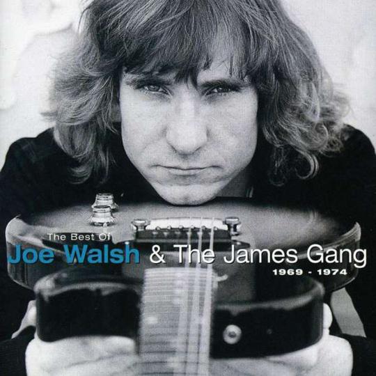 Joe Walsh & The James Gang. The Best of 1969-1974. CD.