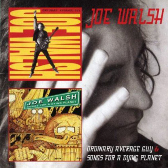 Joe Walsh. Ordinary Average Guy / Songs For A Dying Planet. 2 CDs.