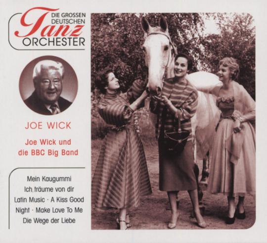 Joe Wick und die BBC Big Band, CD