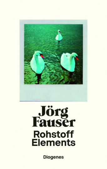 Jörg Fauser. Rohstoff Elements.