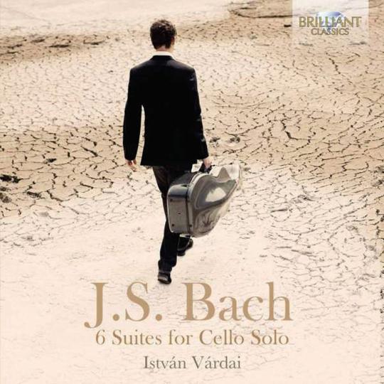Johann Sebastian Bach. Cellosuiten BWV 1007-1012. 2 CDs.