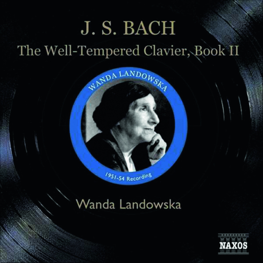 Johann Sebastian Bach. Das Wohltemperierte Klavier Buch 2, BWV 870-893. 3 CDs.