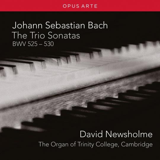 Johann Sebastian Bach. The Trio Sonatas. BWV 525-530. 2 CDs.