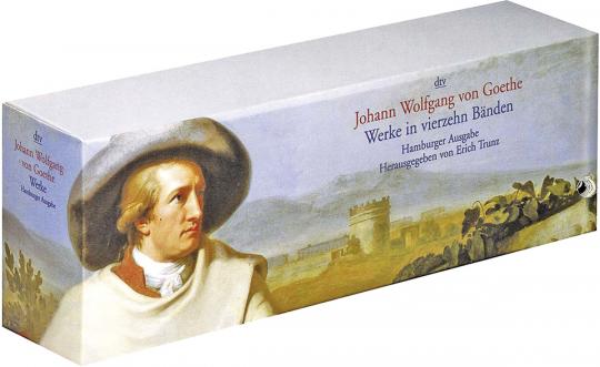 Johann Wolfgang von Goethe. Werke. Hamburger Ausgabe in 14 Bänden.