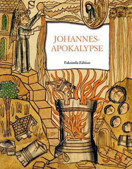 Johannes-Apokalypse. Eines der schönsten Blockbücher weltweit.
