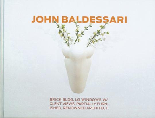 John Baldessari. BRICK BLDG, LG WINDOWS, W/XLENT VIEWS, PARTIALLY FURNISHED, RENOWNED ARCHITECT.