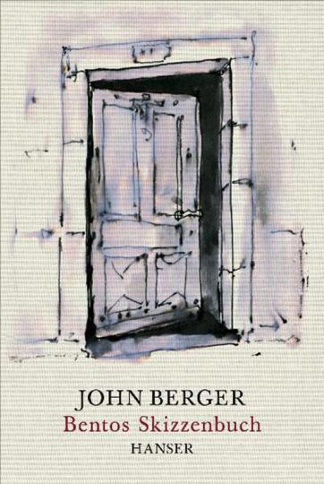 John Berger. Bentos Skizzenbuch.
