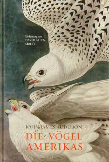 John James Audubon. Die Vögel Amerikas.