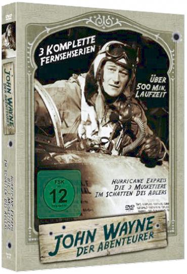 John Wayne, der Abenteurer 2 DVDs