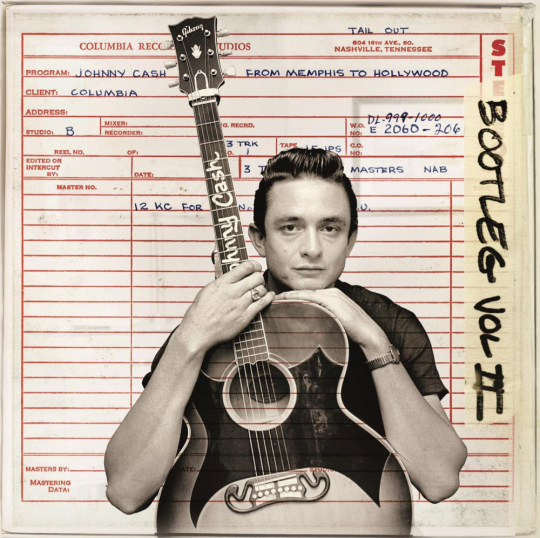 Johnny Cash. Bootleg Vol.2: From Memphis To Hollywood. 2 CDs.