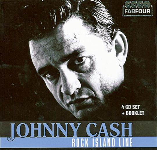 Johnny Cash. Rock Island Line.