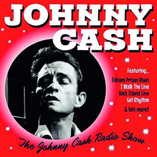 Johnny Cash. The Johnny Cash Radio Show. CD.