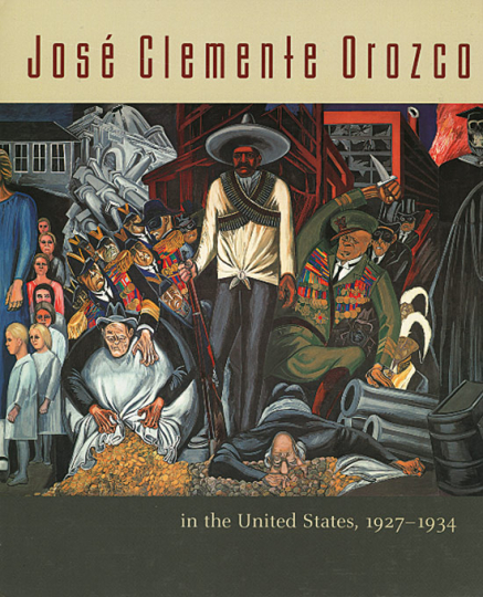 José Clemente Orozco in the United States, 1927-1934