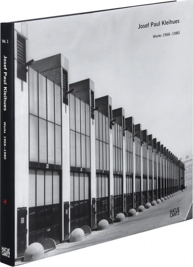 Josef Paul Kleihues. Werke 1966-1980.