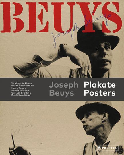 Joseph Beuys. Poster und Plakate.
