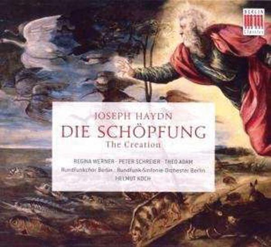 Joseph Haydn. Die Schöpfung. 2 CDs.