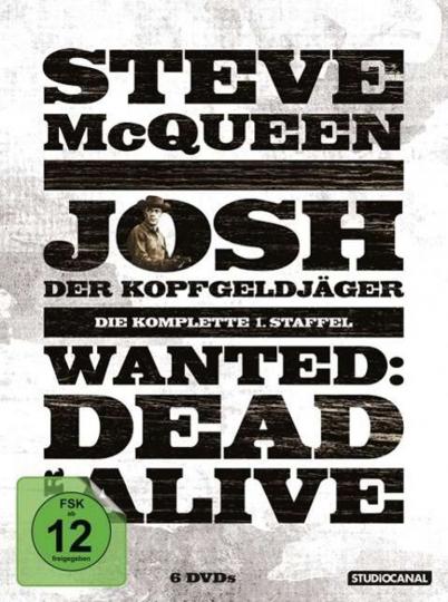 Josh, der Kopfgeldjäger Season 1. 6 DVDs.