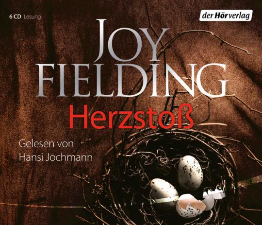 Joy Fielding. Herzstoß. 6 CDs.
