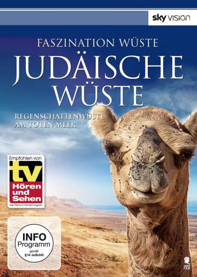 Faszination Wüste - Jüdäische Wüste. DVD.