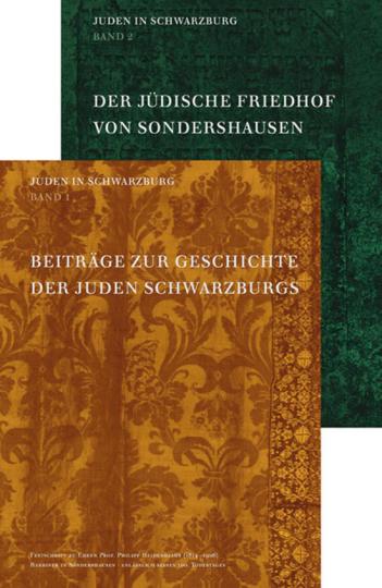 Juden in Schwarzburg. Festschrift zu Ehren Prof. Philipp Heidenheims (1814-1906).