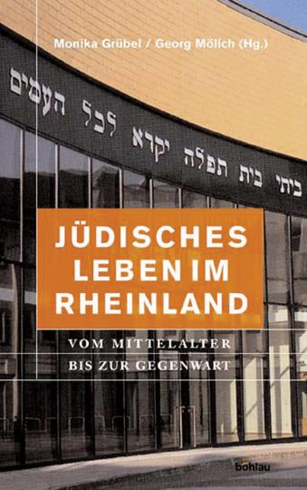 Jüdisches Leben im Rheinland.