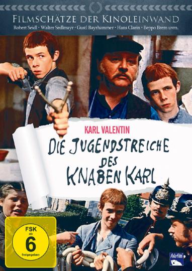 Jugendstreiche des Knaben Karl DVD