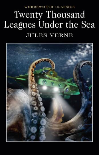Jules Verne. Twenty Thousand Leagues Under the Sea.