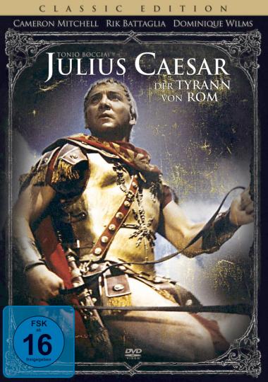 Julius Caesar DVD