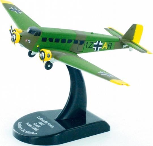 Junkers Ju-52 Kreta - Modell 1:200