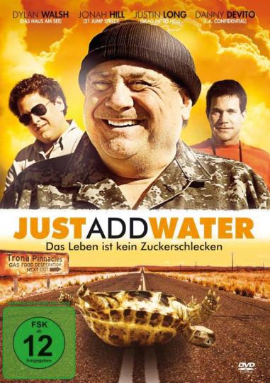 Just Add Water. DVD.