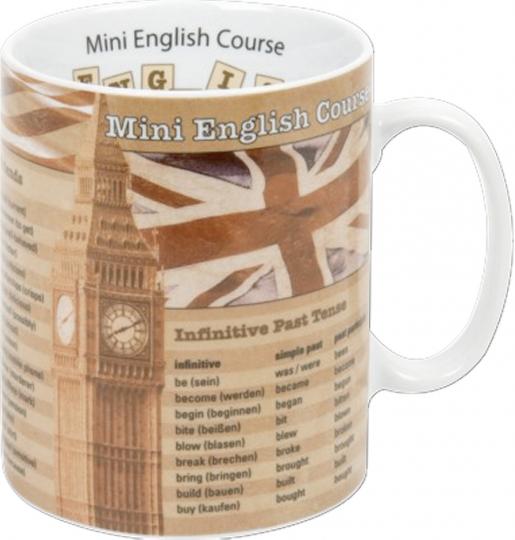 Kaffeebecher Englischkurs
