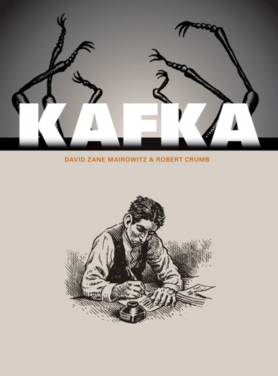 Kafka. Graphic Novel.