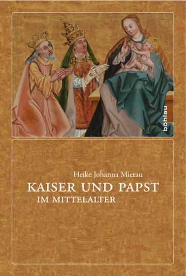 Kaiser und Papst im Mittelalter.