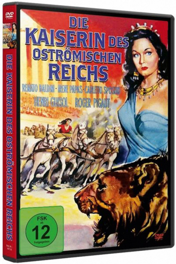 Kaiserin des oströmischen Reichs DVD