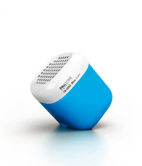 KAKKOii Pantone Micro Speaker Blue Aster.