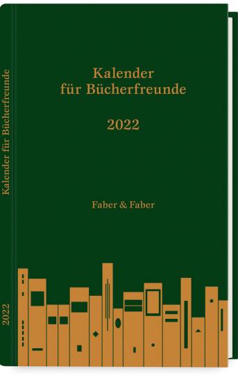 Kalender für Bücherfreunde. Das Jahr 2022.