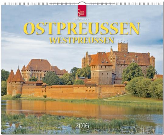 Kalender Ostpreußen Westpreußen 2016