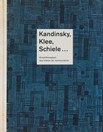 Kandinsky, Klee, Schiele ... Grafikmappen des frühen 20. Jahrhunderts.
