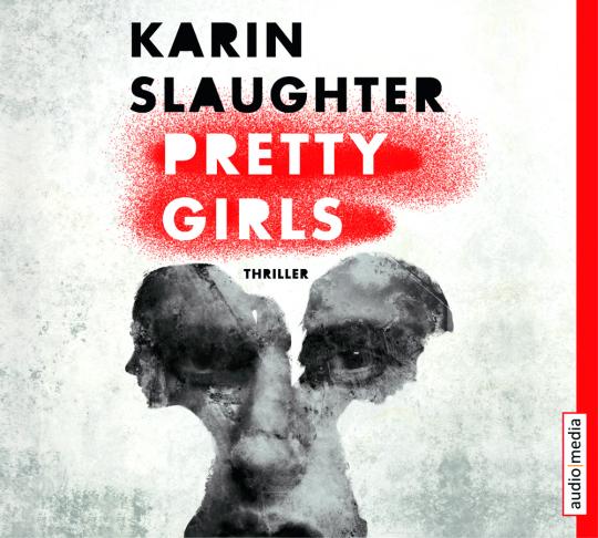 Karin Slaughter. Pretty Girls. 6 CDs.