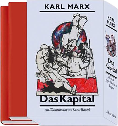 Karl Marx. Das Kapital.