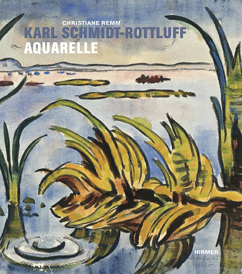 Karl Schmidt-Rottluff. Aquarelle.