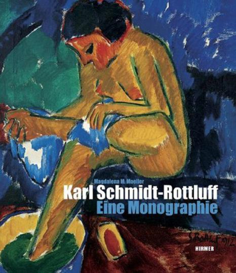 Karl Schmidt-Rottluff. Eine Monographie.