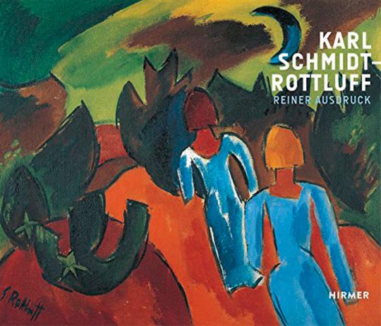 Karl Schmidt-Rottluff. Reiner Ausdruck.