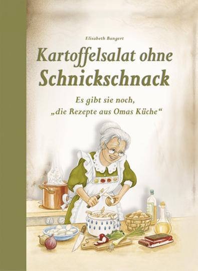 Kartoffelsalat ohne Schnickschnack - Es gibt sie noch, 'die Rezepte aus Omas Küche'.