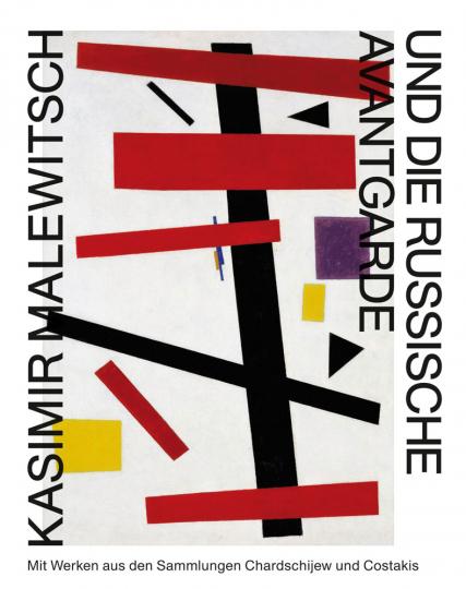 Kasimir Malewitsch und die russische Avantgarde.