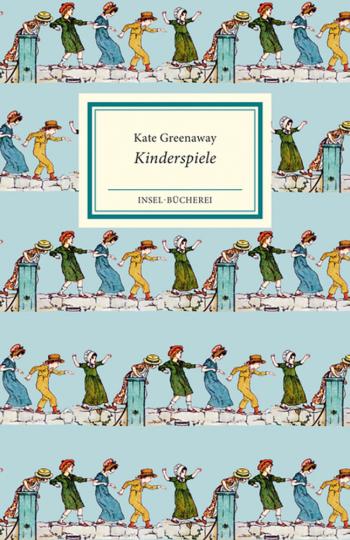 Kate Greenaway. Kinderspiele.