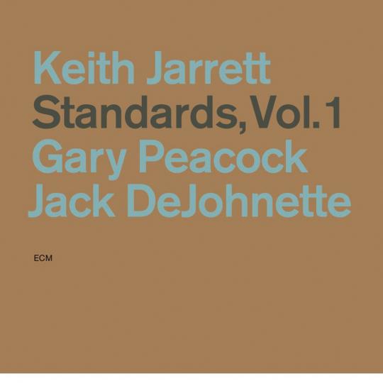 Keith Jarrett. Standards Vol.1 (Touchstones). CD.