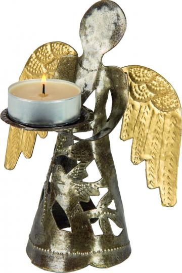 Kerzenhalter »Engel«, klein.